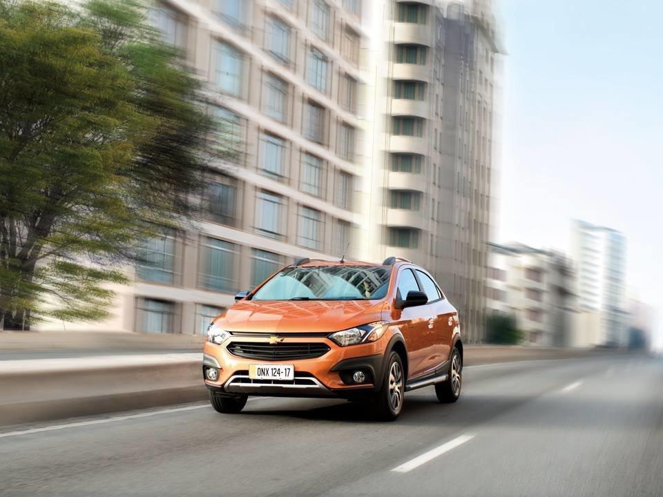 Chevrolet Onix é o carro mais vendido de