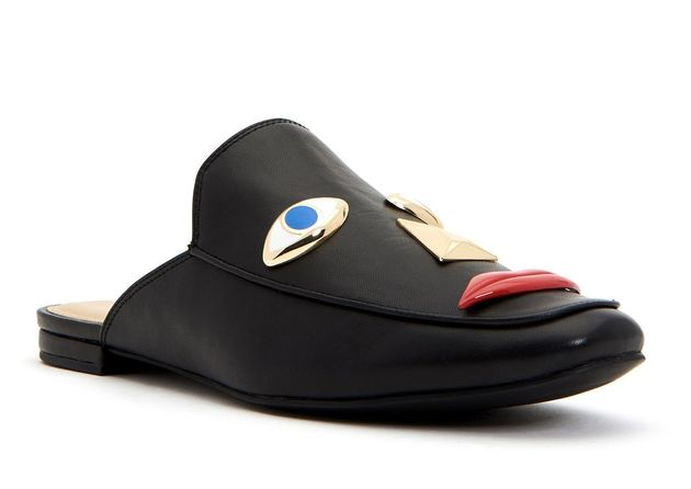 "Katy Perry's ""Rue Face Slip On"