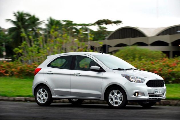 Ford Ka foi o segundo carro mais vendido do Brasil em