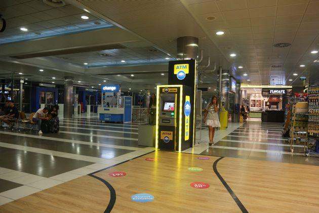 Το αεροδρόμιο της Θεσσαλονίκης μετά την ανακαίνισή του.