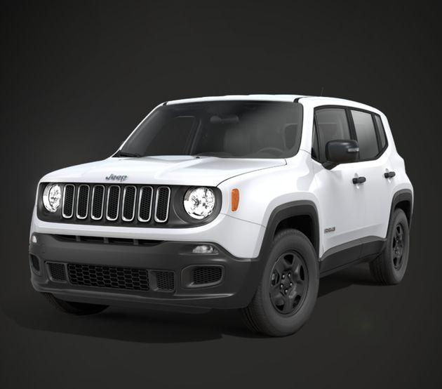 Jeep Renegade é o SUV de maior sucesso neste início de