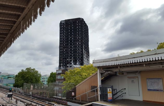 Housing Developers 'Consistently Ignoring' Sprinkler Safety Advice, London Fire Brigade Says In Grenfell