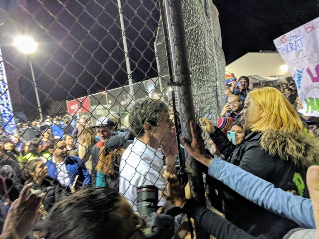 Beto O'Rourke Directly Challenges Trump: 'Walls End