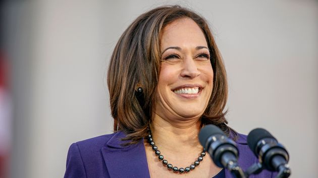 Kamala Harris Wants To Legalise Weed: 'It Gives A Lot Of People