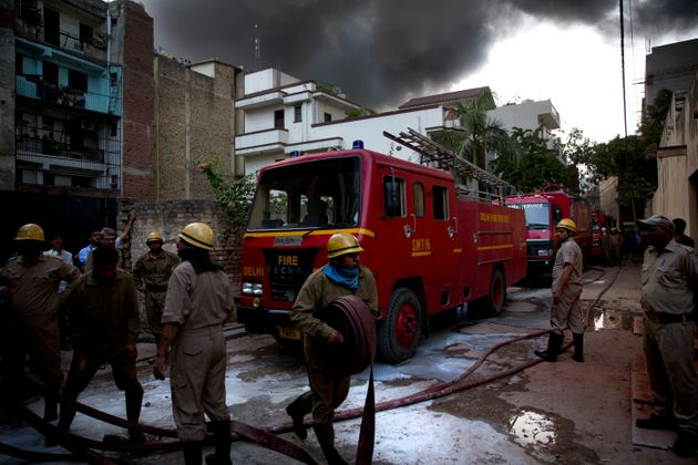 17 Dead In Massive Fire At Hotel In Delhi's Karol Bagh, Govt Orders