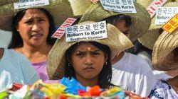 한국이 '불법 플라스틱 쓰레기 수출국'이 된