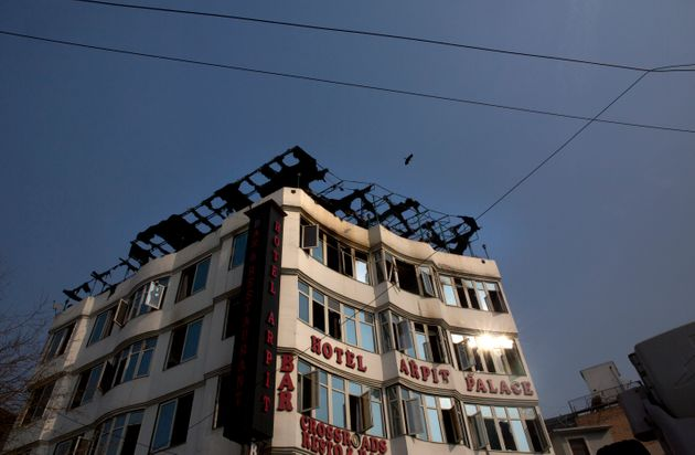 Delhi Hotel Fire Raises Concerns Over Safety Standards At Budget