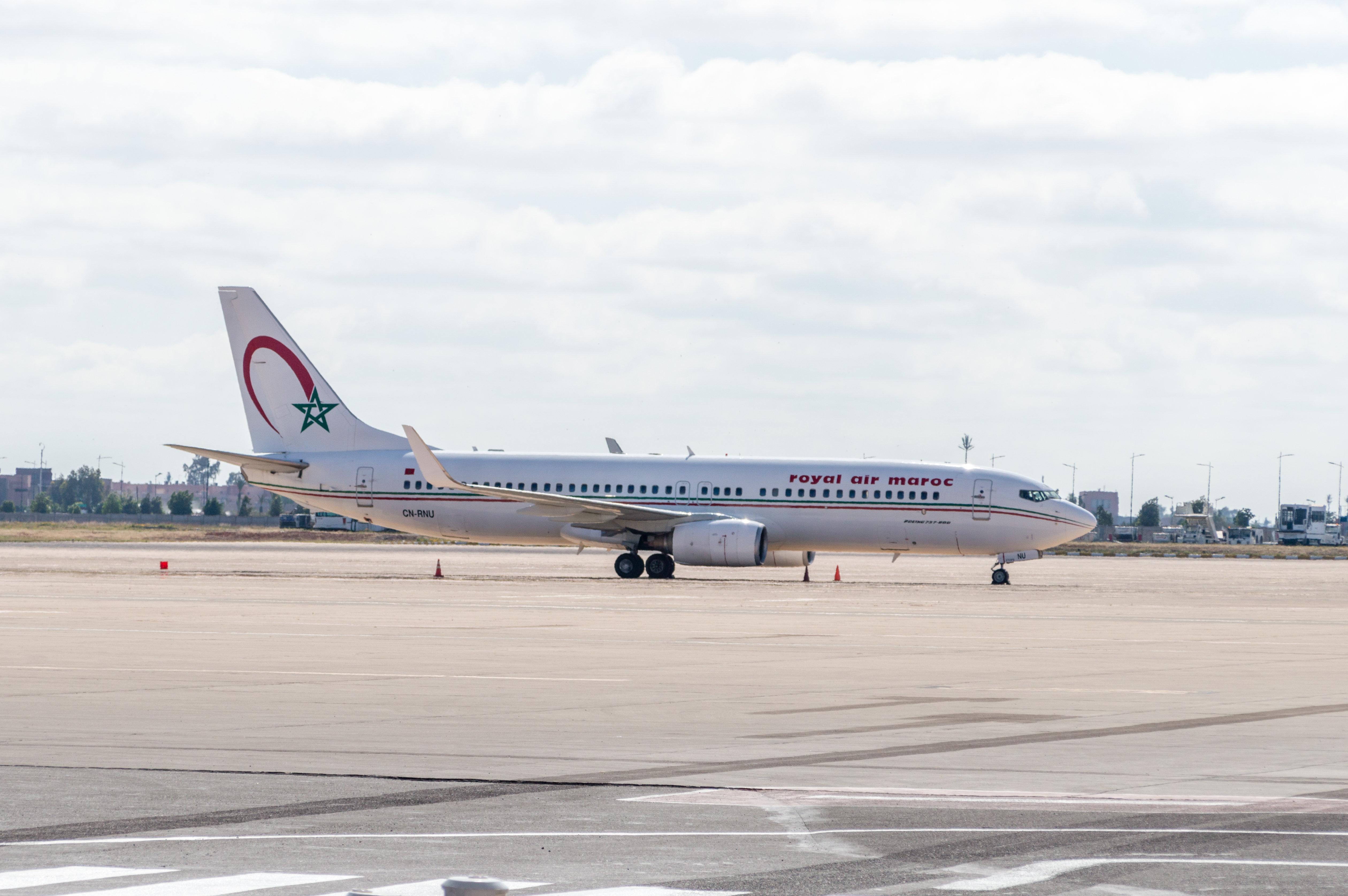 Boeing signe un accord avec Royal Air Maroc pour améliorer la gestion des