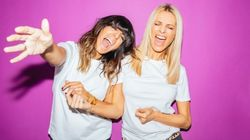 Tess Daly And Claudia Winkleman To 'Keep Dancing' For A Full 24 Hours In Comic Relief