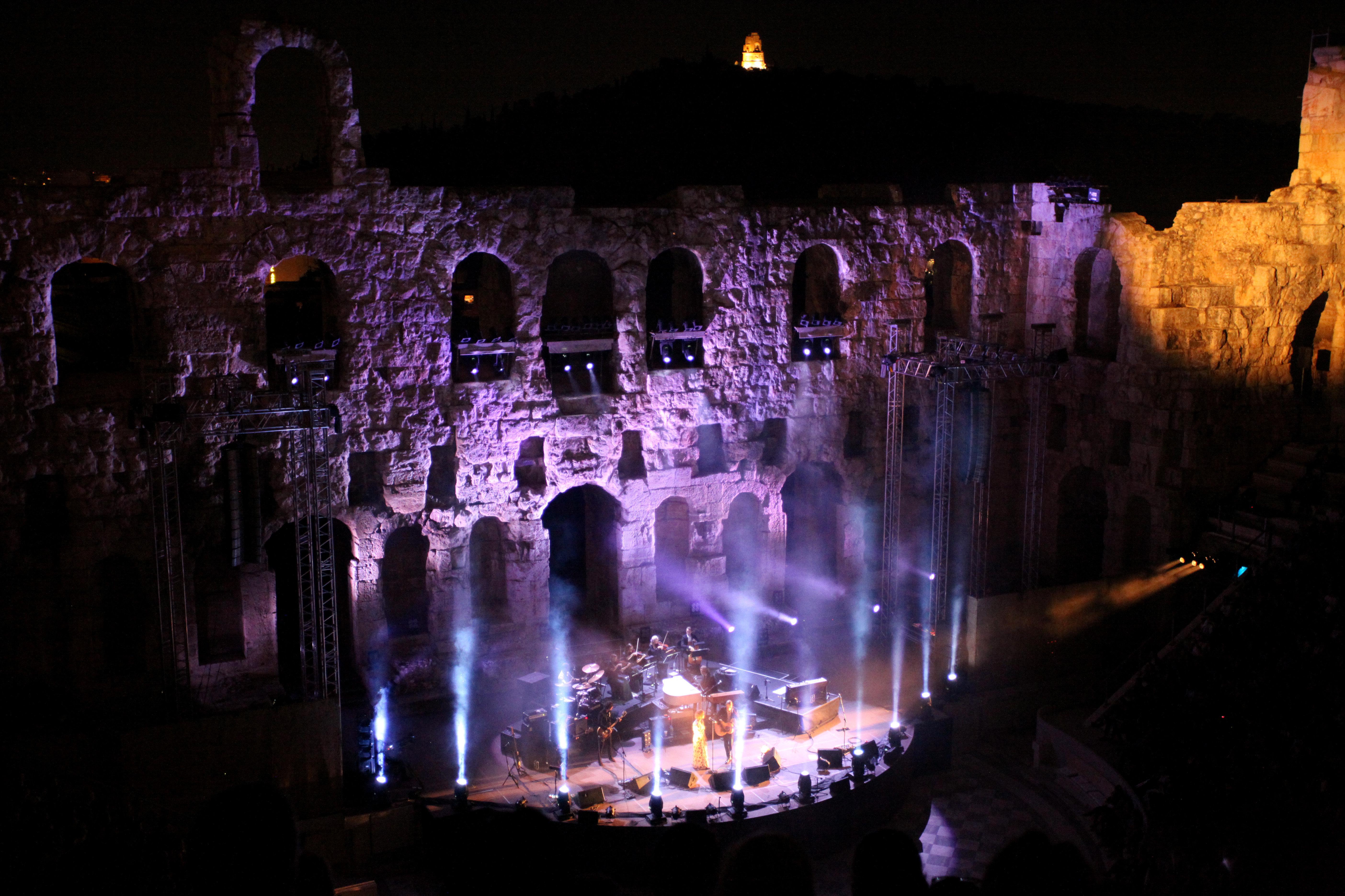 Νέος πρόεδρος στο Φεστιβάλ Αθηνών o Πέτρος