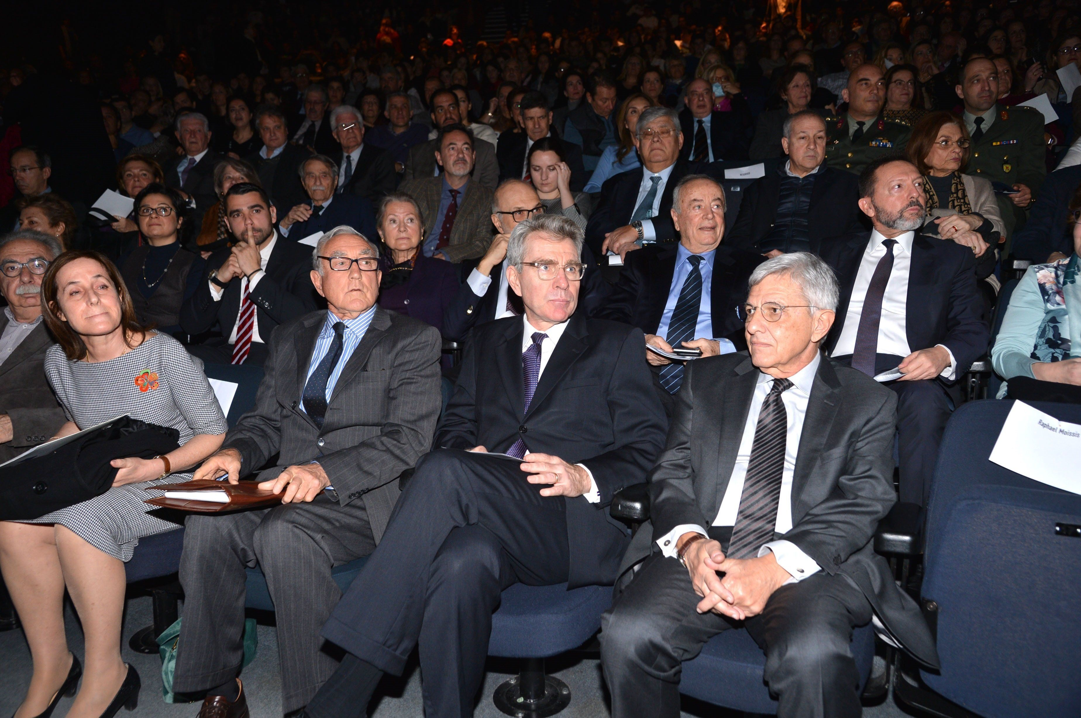 Κορυφαίος τίτλος τιμής από το Ισραήλ στον Κωνσταντίνο Γιαννίτση για τη διάσωση της οικογένειας