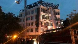 Delhi Hotel Fire: Emergency Exit Of Hotel Was Shut, Says Union
