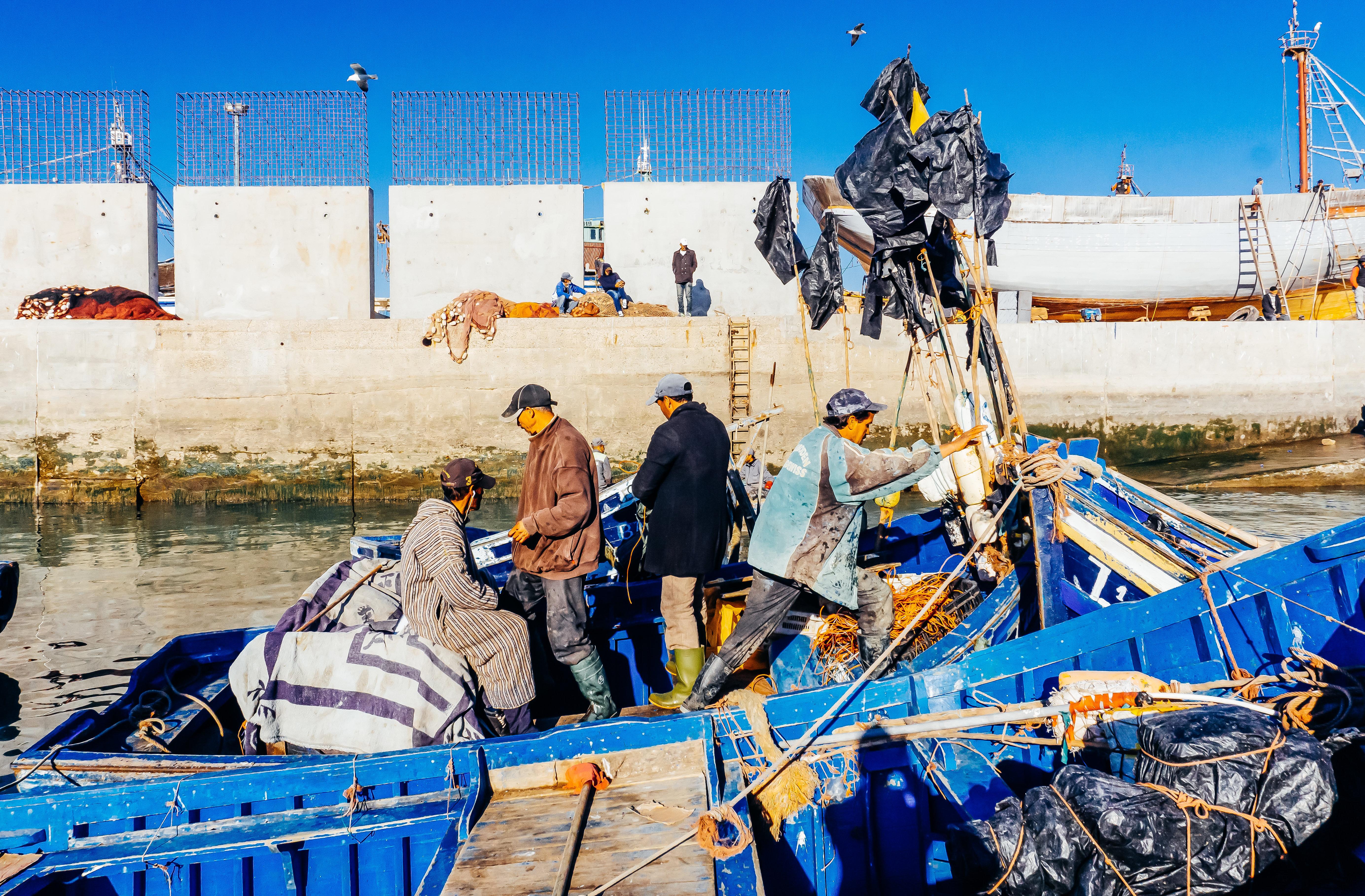 L'accord de pêche Maroc-UE adopté par le Parlement européen à une large