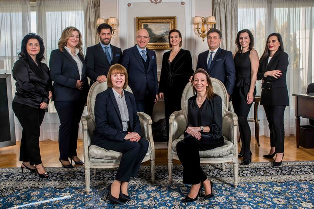 Greece Sotheby's International Realty team... οι άνθρωποι του οίκου Sotheby's στη χώρα μας.