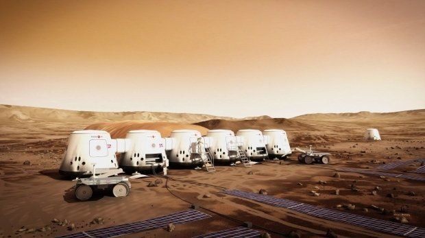 인류 최초의 화성 이주 프로젝트 '마스원'이 결국