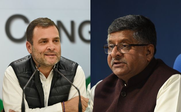 Rafale: Rahul Gandhi Accuses Modi Of 'Treason', BJP Hits Back With 'Lying