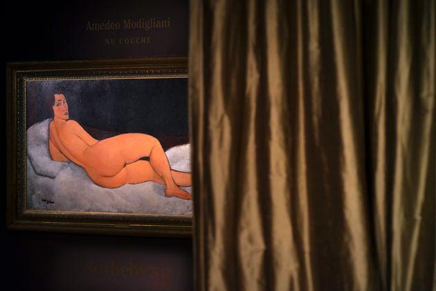 Ενας πίνακας του Μοντιλιάνι, που η αξία του υπολογίζεται στα 150 εκατομμύρια. Όμως τα έργα τέχνης, δεν είναι το μοναδικό «αντικείμενο πόθου» που θα βρει κανείς στον οίκο Sotheby's!
