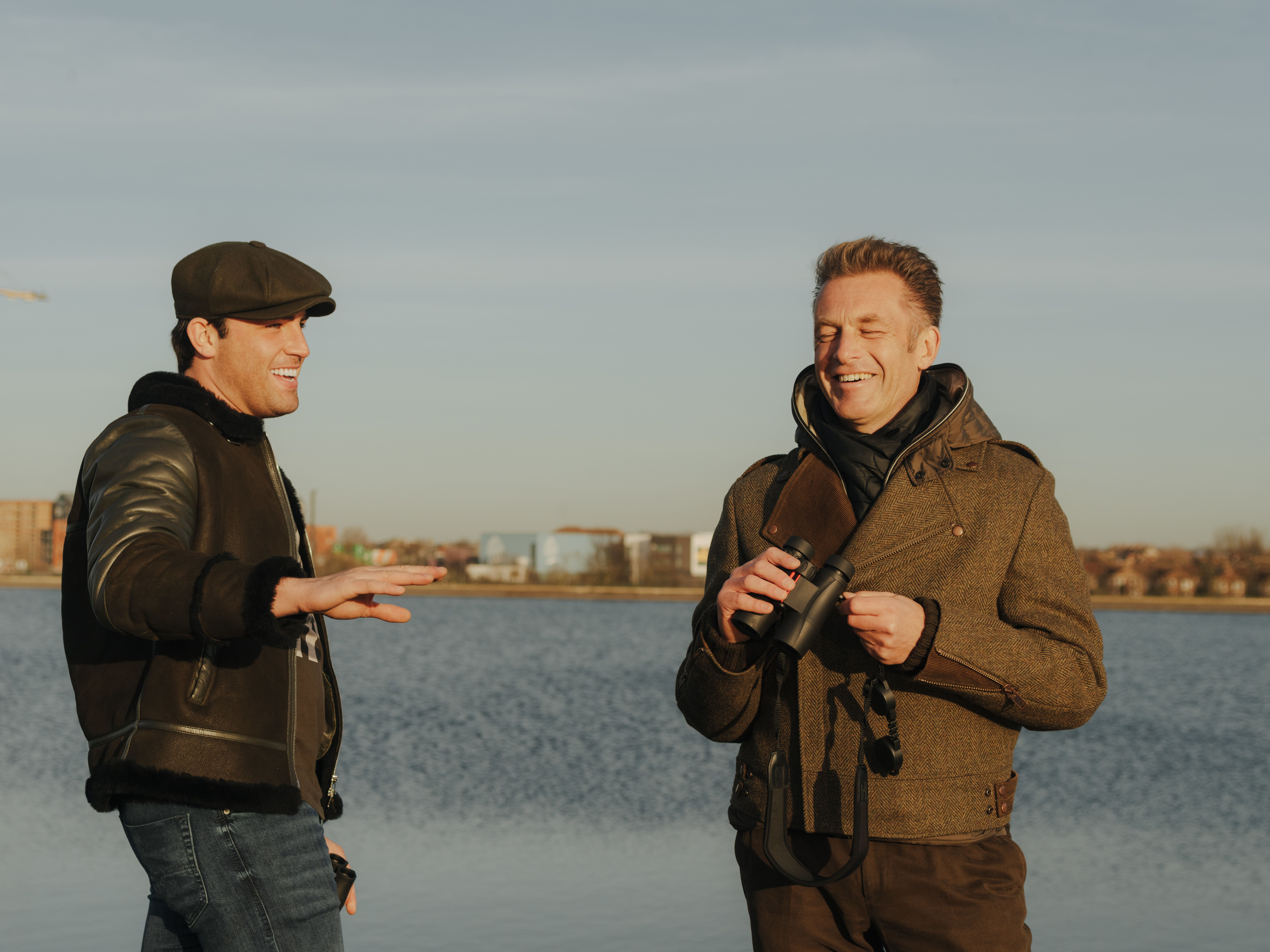 Chris Packham And Love Island's Jack Fincham Went On A BBC 'Nature Date' – Here's What We