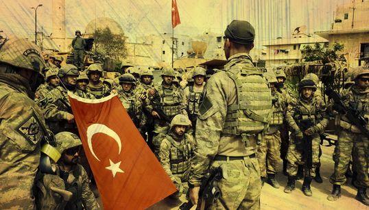 Erdogans Blutöl: Die Türkei raubt Olivenöl in Afrin und verkauft es nach