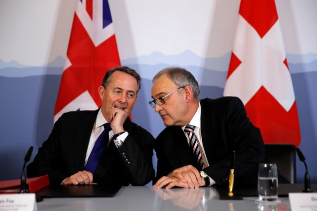 Liam Fox Rushing Through Brexit Trade Deals Would Mean Bypassing