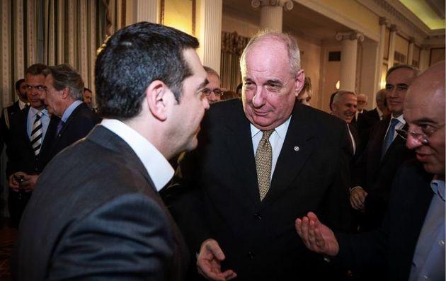 Κουίκ: Ο Τσίπρας μπορεί να πάει την Ελλάδα μπροστά -Μάτωσα για τη