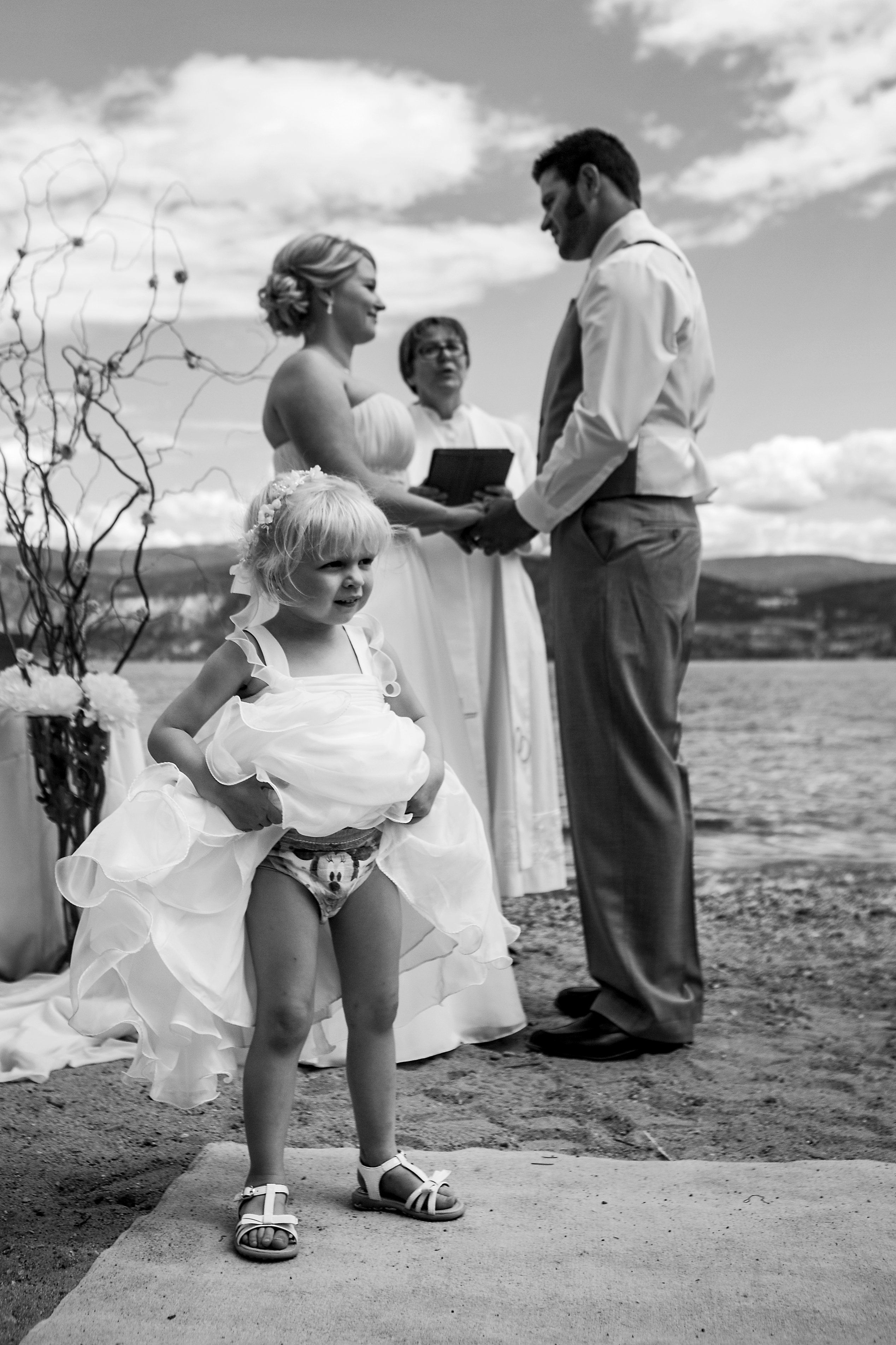 31 Photos Of Flower Girls And Ring Bearers Going