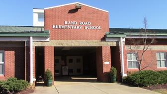 Rand Road Elementary School in Garner, NC