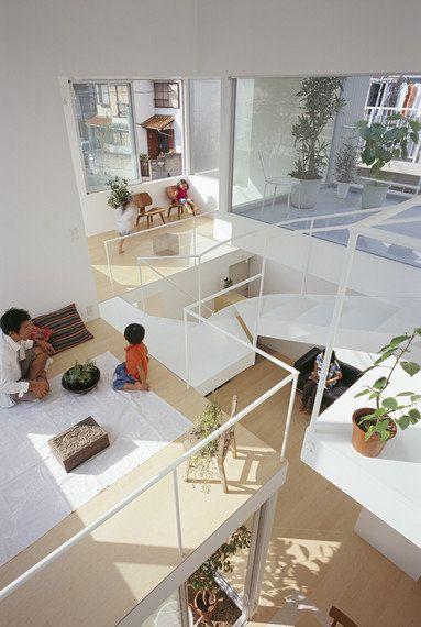 現代における家族の家