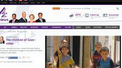 ガザ空爆:ジャーナリズムの立ち位置を考えさせる2、3の〝事件〟