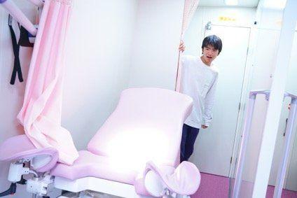 モテない慶応男子が、子宮頸がん検診を受けに行ってみたら