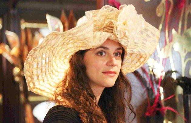 フランスの女優Maud