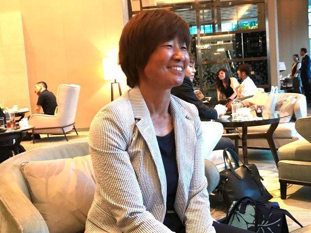 稲垣さんは「普段会えない人と会えるというのも魅力」と語る。