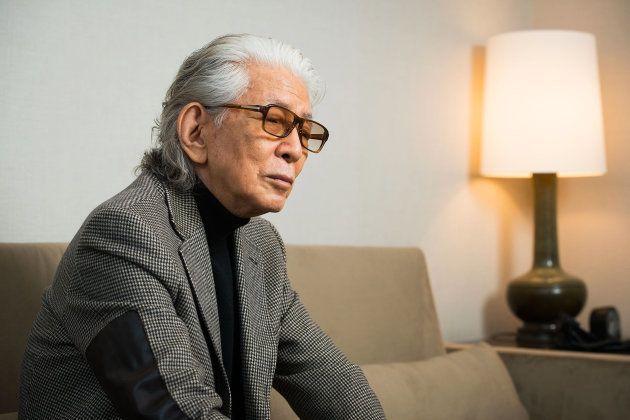 五木寛之さん(2018年2月)