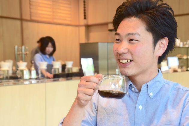 2年間の「天職探し」。未経験でもカフェのバリスタになれた「コーヒーが好き」の執念