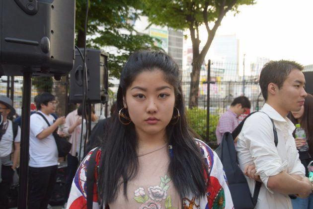 フェミニストの福田和香子さん