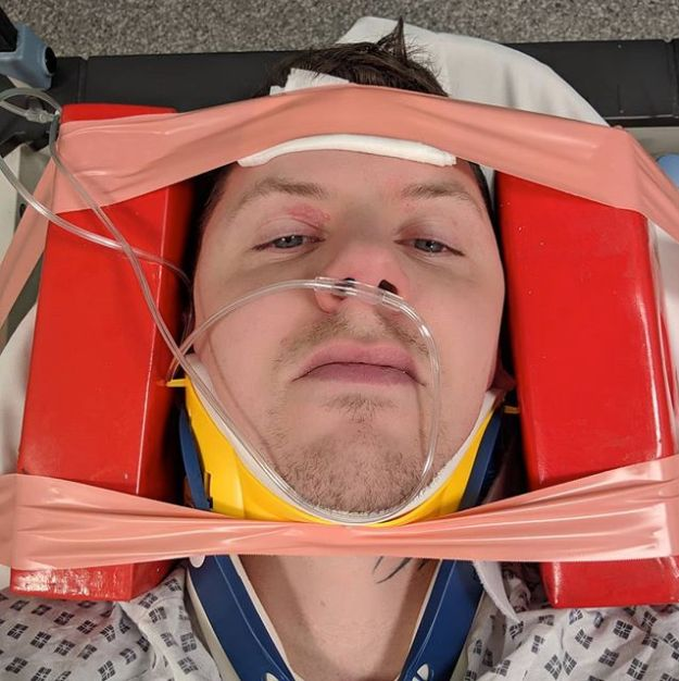 Professor Green Cancels Upcoming Tour After Fracturing His