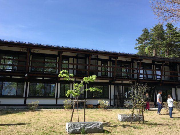 森のオフィス
