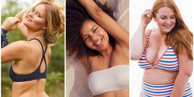 写真を一切修正しない下着ブランド「エアリー」は、無理したくない女性たちの心をわかっている