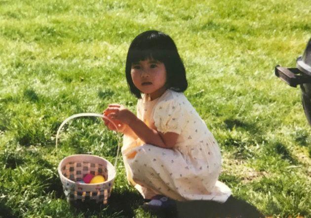 アメリカのイースターで卵探し