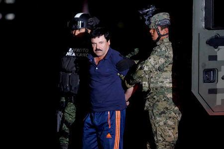 Ενοχος μετά από πολύκροτη δίκη στις ΗΠΑ ο βαρόνος ναρκωτικών «Ελ