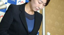 山尾志桜里氏が離党届を提出「子育てに奮闘するお母さんに申し訳ない」