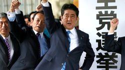 """「看板を変えた政党に希望は生まれない」安倍首相が""""希望の党""""を批判"""