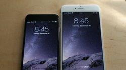iPhone 6 対 iPhone 6