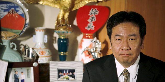 枝野幸男氏「欅坂46の『不協和音』を歌いたい」