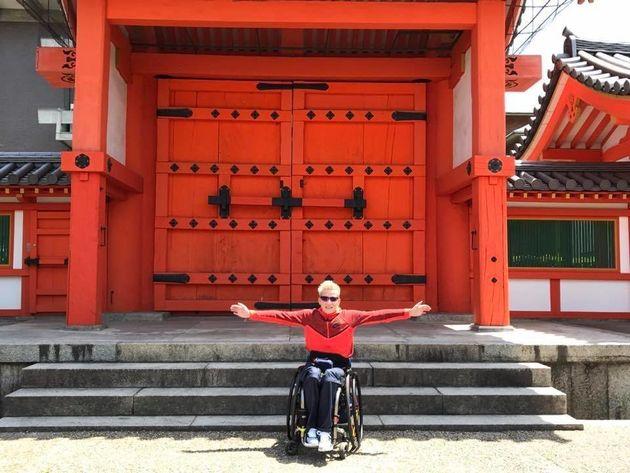 安楽死は、豊かに生きるため。日本旅行の夢を叶えた、パラ金メダリストが語る
