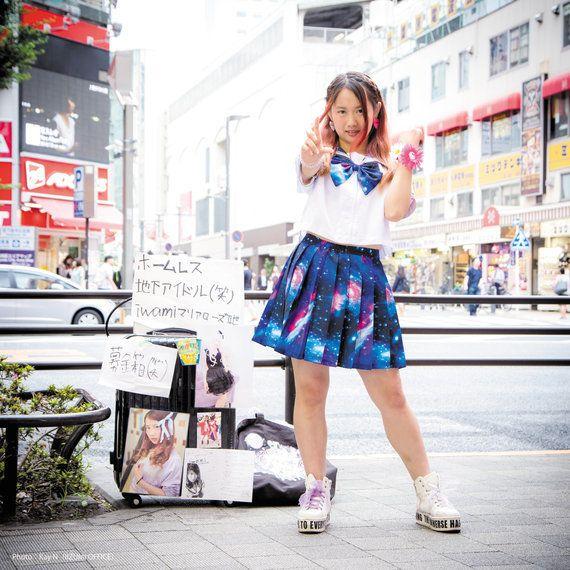 ホームレス地下アイドル--少女はなぜアイドルを続けるのか?