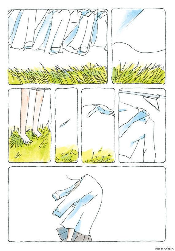 言葉を使わずにリズムを刻む。漫画家・今日マチ子さんは、なぜ百人一首を1ページ漫画にしたのか