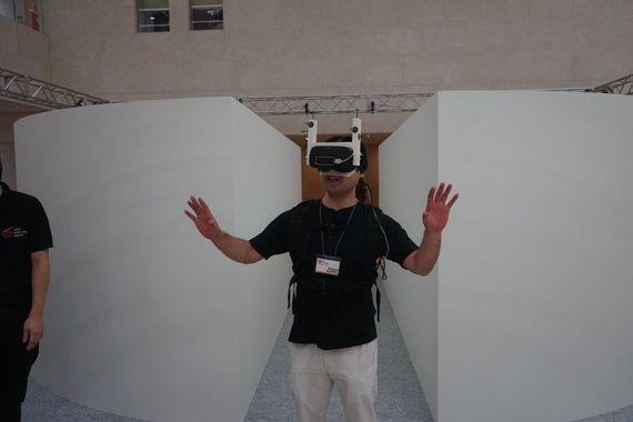 ロボットやVRで未来を体験するーー文化庁メディア芸術祭で先端テクノロジー体験のススメ