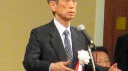 「希望に行った民進の人は、ひどすぎでは」自民党・高村副総裁