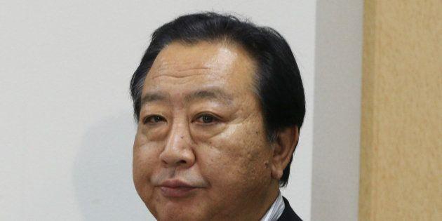 野田佳彦前首相